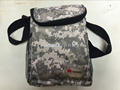 L'Oreal Audit Deluxe Camo Cooler Bag with top opening