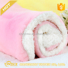 pet dog puppy fleece plush soft pet dog blanket for puppy