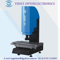 Non-contact Height Measurement 2D Manual Video Measuring Machine