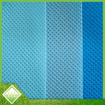 100% Polypropylene Nonwoven Fabric for medical disposables