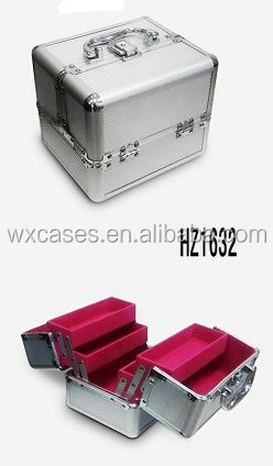 New arrival factory supply professional beauty makeup vanity case , Luxury makeup case from China