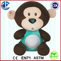 Led Light Toy Monkey / Light Toy Stuffed Animal Monkey / Plush Stuffed Night Light Monkey Toy