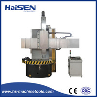 CHINESE CK5116 CE Approved High Rigidity Single Column CNC Vertical Lathe Machine for Valves