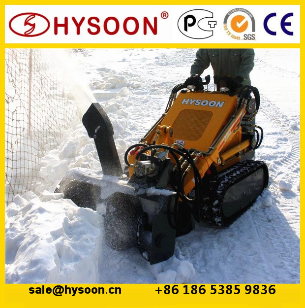 latest agricultural machine snow plow removal for compact utility loader