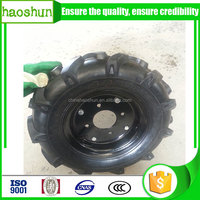 Farm tractor wheel 4.00-8 rubber wheel 400-8