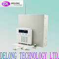 16 Zones wired/wireless 315MHz compatible intelligent security alarm control panel