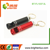 Custom Made Small Colorful Good Metal Materail 3 led bottle opener keychain