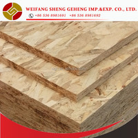 9MM 15MM 18MM Cheap OSB Laminate OSB Board price for Packing