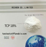 18% TCP White Powder Mineral Source For Animal Feed