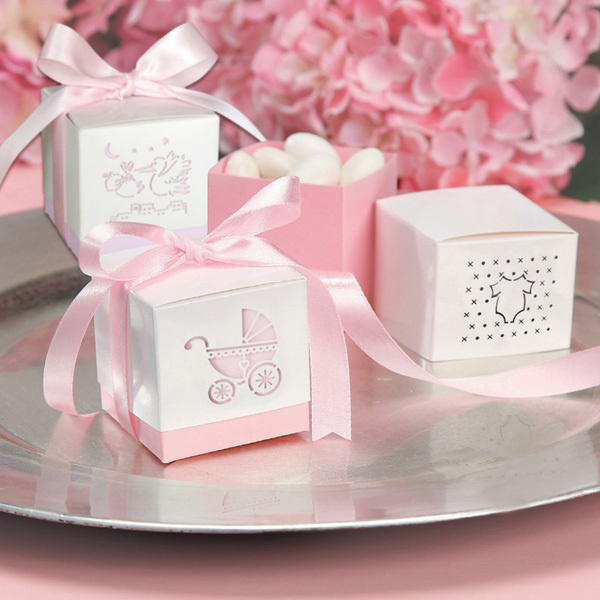 Wholesale paper craft for kids baby shower decorations for Baby shower paper crafts