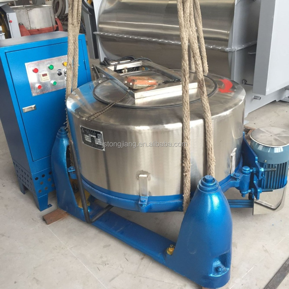 industrial hydro extractor price (dewater machine,with cover & electric box)