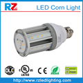 Top quality 6 years warranty DLC/UL/cUL e26/e27/e39/e40 led corn lamp