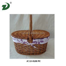 2014 Cheap wholesale picnic for 4 person black