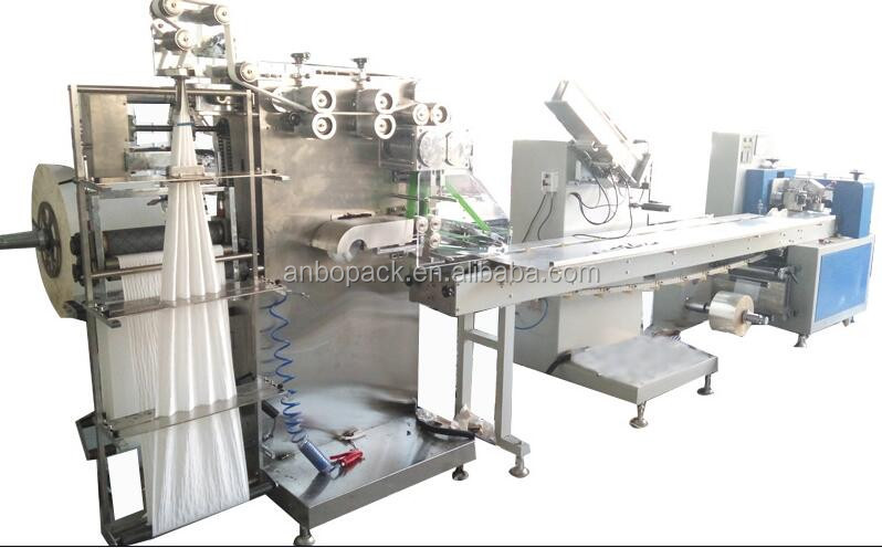 cutlery wrapping machine