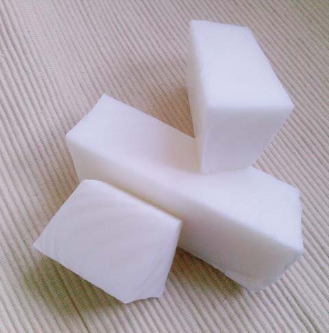 the hight quality white glycerin soap base