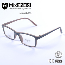 2014 New Model Fashion Plastic Eyewear Optics Frame Glasses