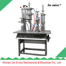 hydrophobic coating spray filling machine