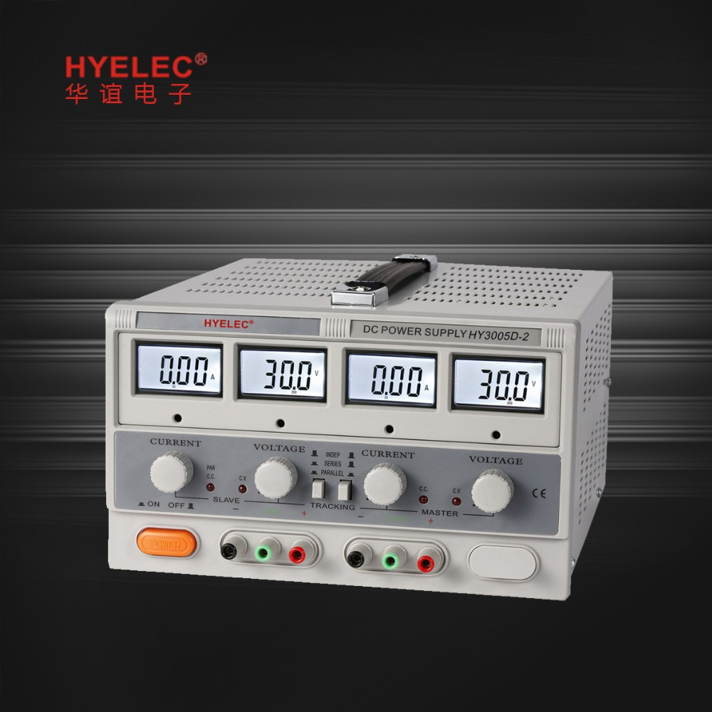 HYELEC HY3005D-2 lcd stable dc power supply