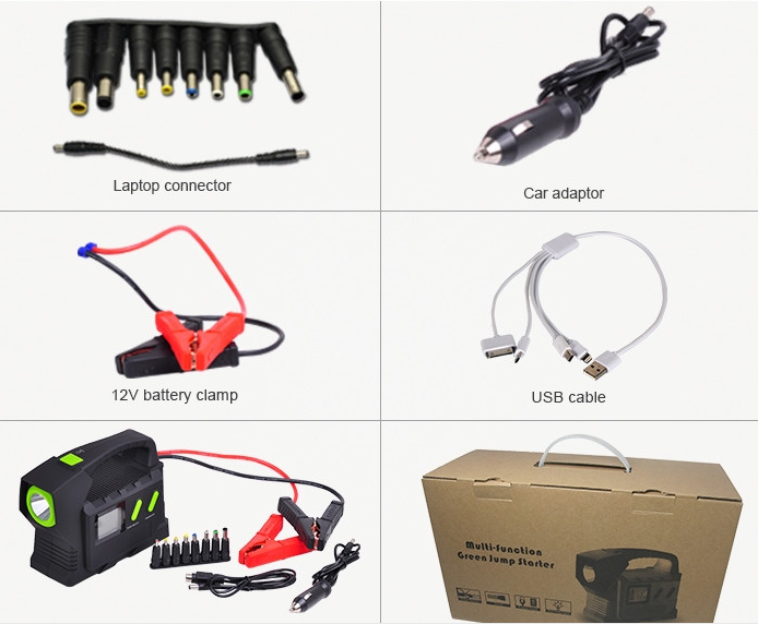 High quality car jump starter 12V/24V vehicles Electrical Equipment