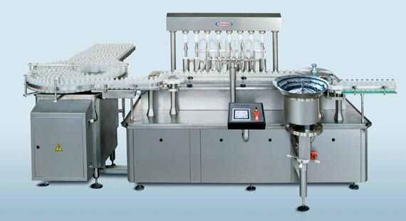automatic perfume filling packing machine
