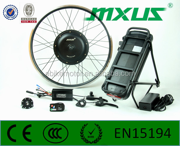 children BTN 48v 1000w electric bike bicycle conversion wheel kit in low price