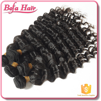 Grade 6A Top Quality 10-30 Inches Deep Wave Brazilian Human Hair