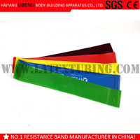 Crossfit resistance bands small mini loop for fitness