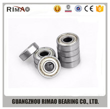 Top Quality Mini Deep Groove Ball Bearings 636 zz/rs 6x22x7mm