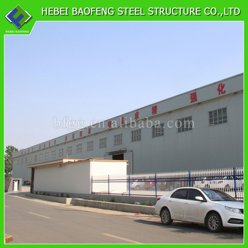 china steel frame building logistic warehouse structural steel fabrication services