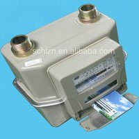 Residential gas meter for family and office G1.6/2.5/4