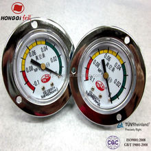 Best price small vacuum pressure gauge with high quality and muiti-type