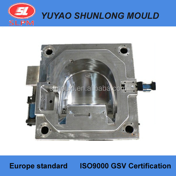 Toilet lid plastic Mold for injection making