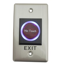 Wireless Door Release Button No Touch Infrared Open door button