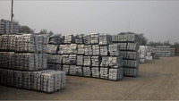 zinc ingot 99.99% 99.995%zinc ingot price per ton in china