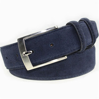 Summer Style Fashion Brand Velour Genuine Leather Belts for Jeans Mens Belts Luxury Suede Belt Straps