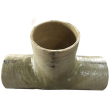 FRP Tees pipe fitting