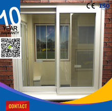 Top hung double glazing glass sliding window materials