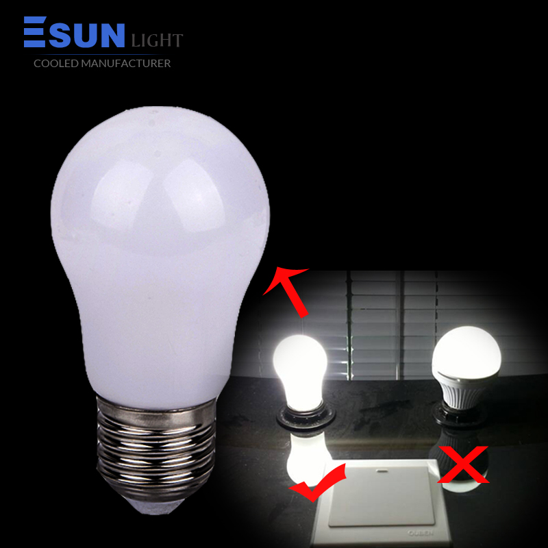 Liquid cooling system led bulb a60 10W High strength PC b22 e26 e27 waterproof led light bulb 10W led bulb e27
