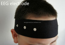 wireless bluetooth eeg equipment collect brain wave