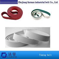 Seamless Pu Timing Belt With Red Rubber/apl