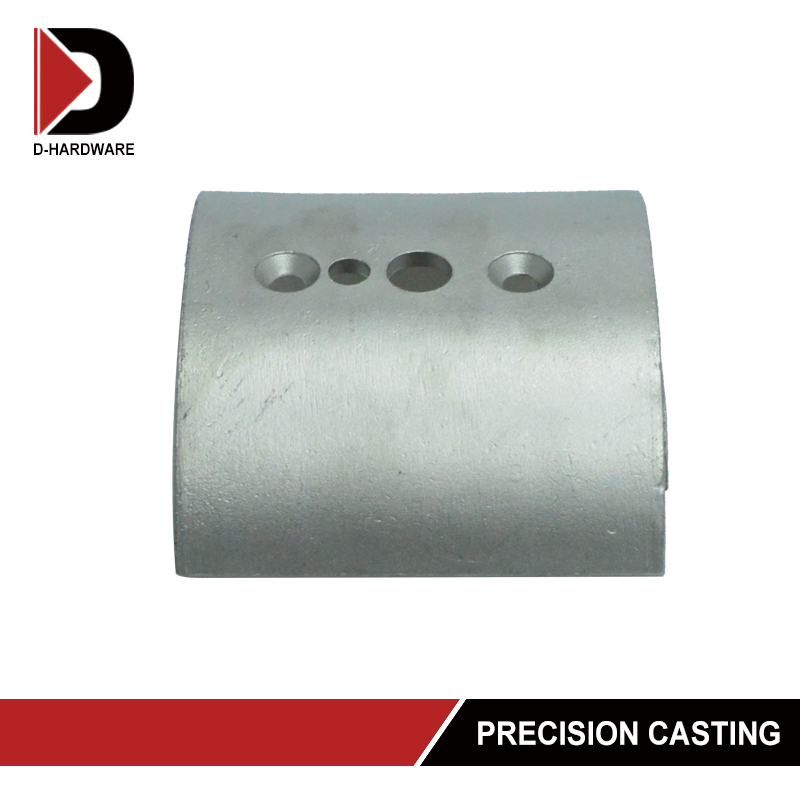 low price spheroidal graphite iron zinc die casting