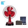 Trade Assurance Hot Sell DC 12V Solar Powered Portable Speed Fan