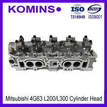 MD099086 Mitsubishi G4P 4G63 Cylinder Head for L200 L300