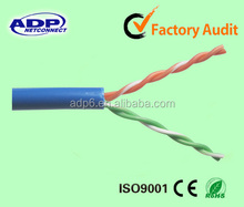 ADP high quality 2 pair telephone cable 0.5mm