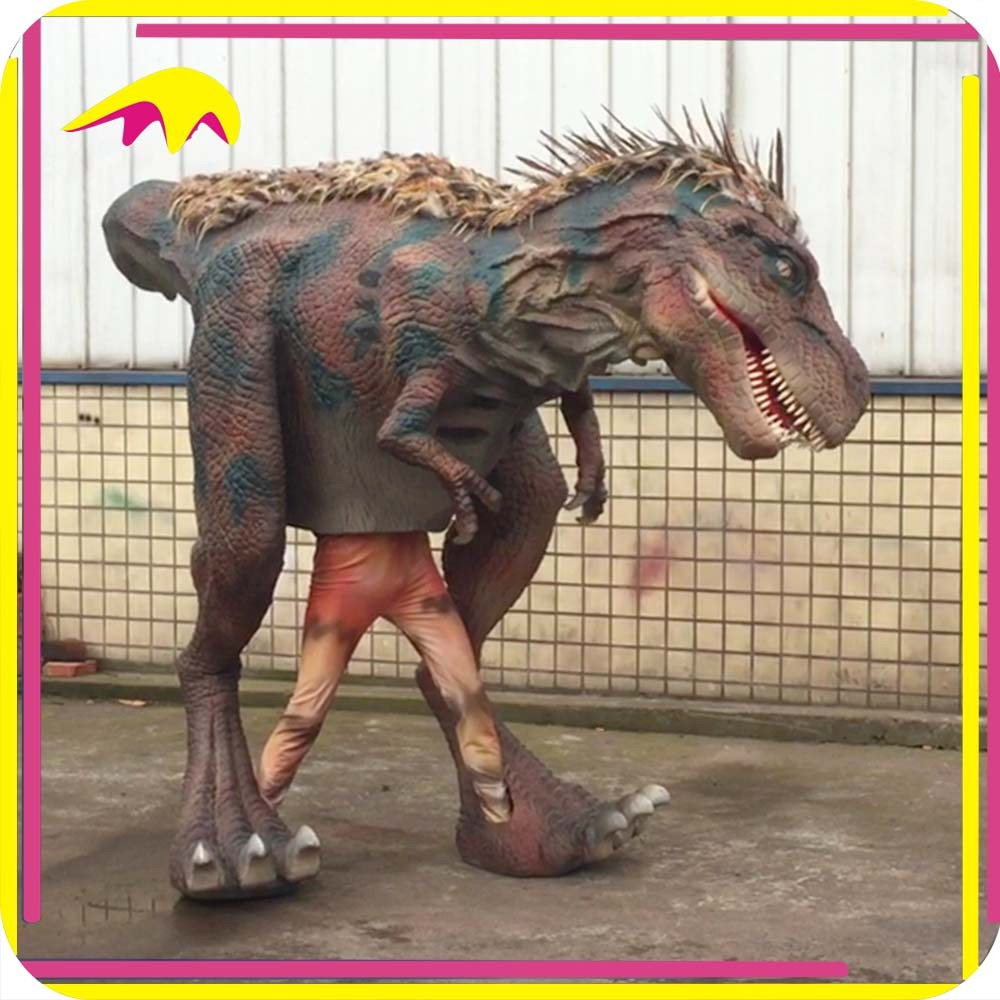 KANO1848 Jurassic Parties Simulation Bbc Walking Dinoaur Costume
