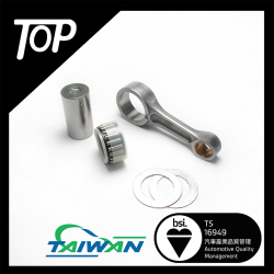 CRF450 Connecting Rod Kit Taiwan Spare Parts for moto 400cc