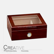 2017 Noble Custom Logo Wooden Cedar Humidor With TUV Certificate