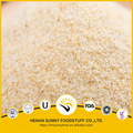 Professional manufacturer and exporter on dried garlic granules, powder and flakes