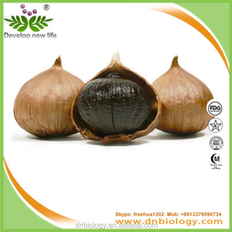 Natural Black Garlic 1%-2% black garlic powder