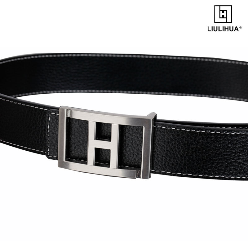 hot style genuine leather garment belt